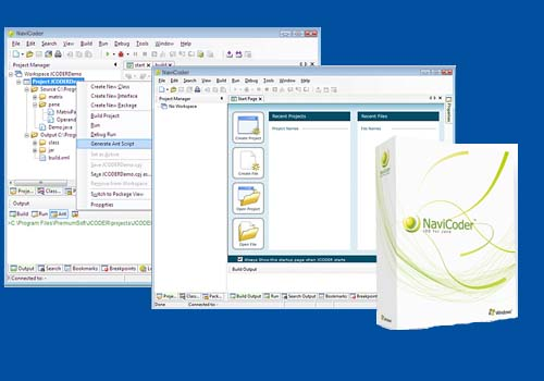 NaviCoder IDE