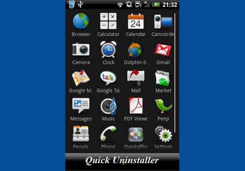 Quick Uninstaller for Android