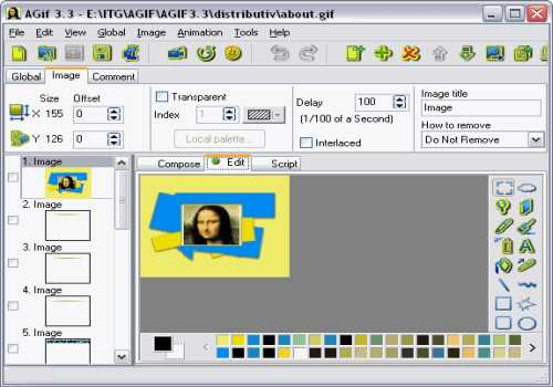 Active GIF Creator
