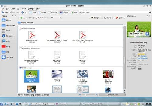 KDE Software Compilation