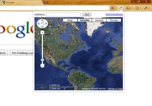 Mini Google Maps
