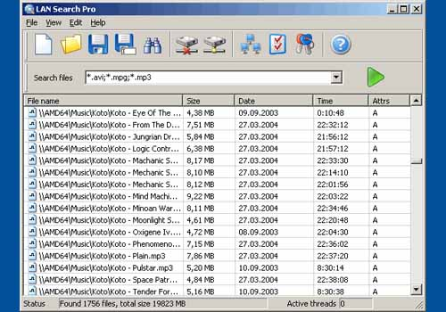 SoftPerfect LAN Search Pro
