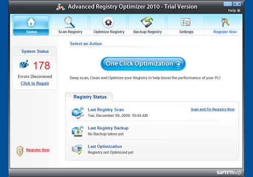Advanced Registry Optimizer