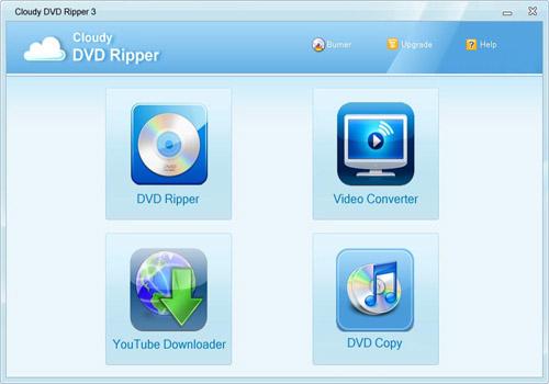 Cloudy DVD Ripper