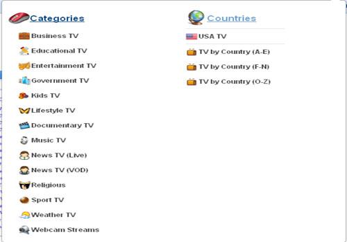Chrome TV
