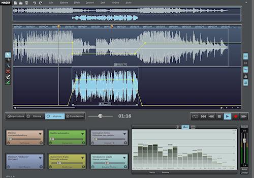 Magix Video Sound Cleanic