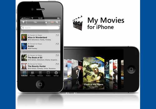 My Movies for iPhone Lite