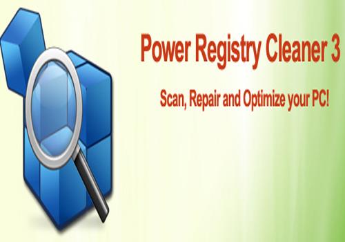 Power Registry Cleaner Freeware