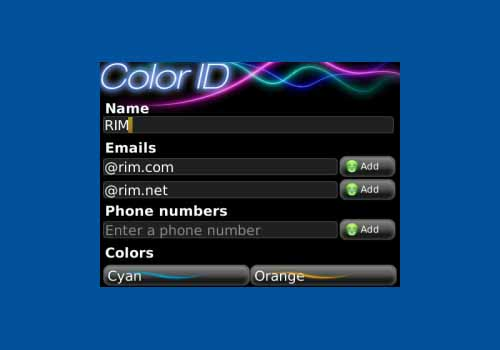 Color ID FREE! LED Light Customizer