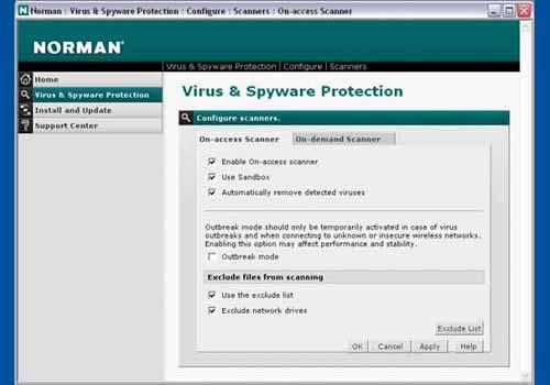 Norman Ad-Aware 2009