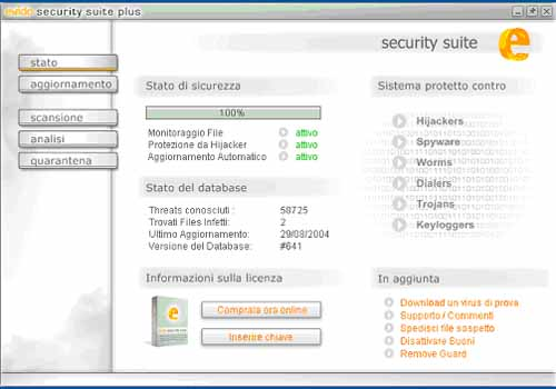 Ewido Security Suite