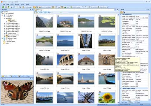 Photo Manager 2010