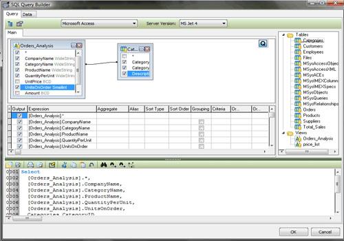 Database Browser