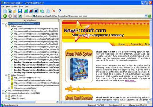 My Offline Browser