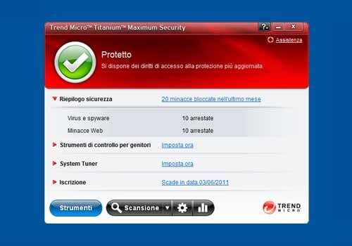 Trend Micro Titanium Maximum Security 2011