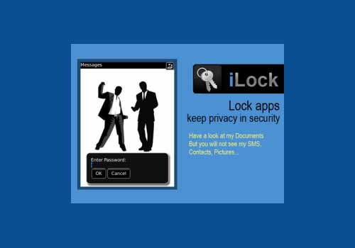 iLock – Password App Photo Folder