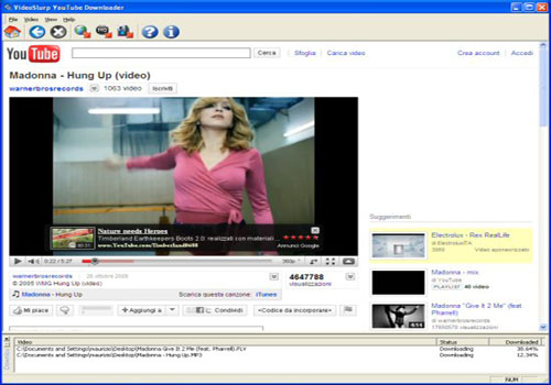 VideoSlurp YouTube Downloader