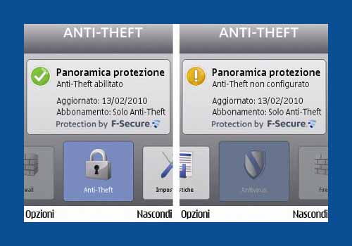 F-Secure Anti-Theft Free
