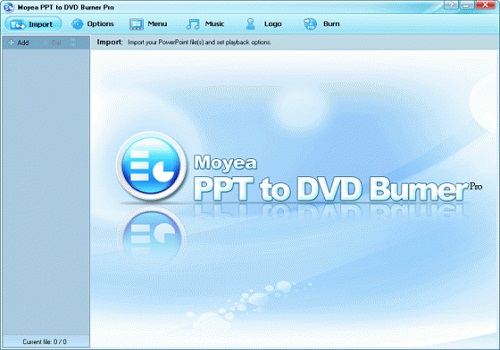 Moyea PPT to DVD Burner Edu