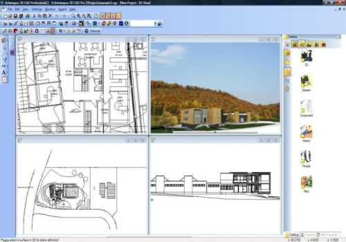 Ashampoo 3D CAD Professional 2