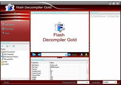 Flash Decompiler Gold