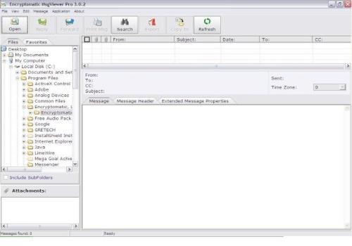 MsgViewer Pro