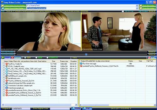EZ Video Cutter