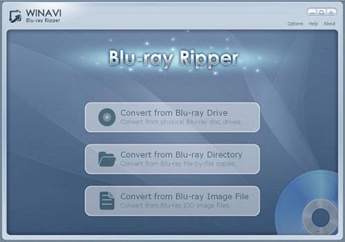 WinAVI Blu-ray Disc Ripper