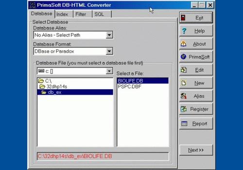 DB HTML Converter Pro