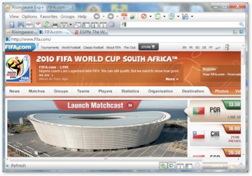 Risingware Browser