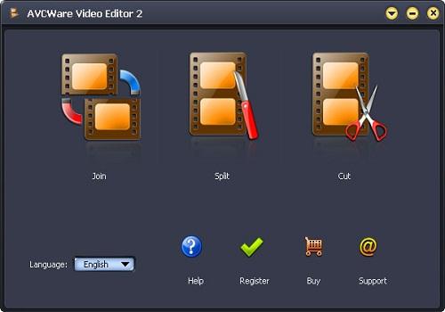AVCWare Editor Video