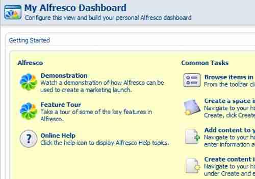 Alfresco Community Edition