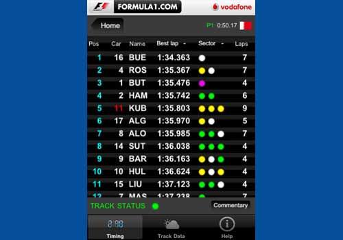 Formula 1.com 2011