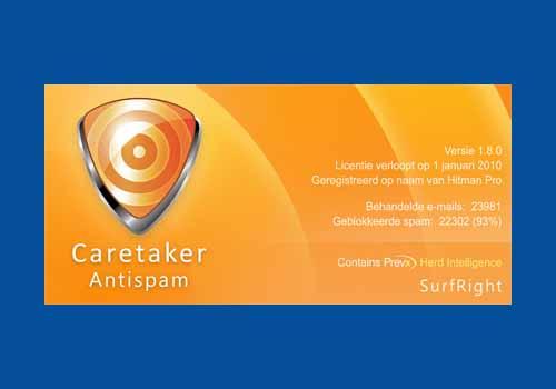 Caretaker Antispam