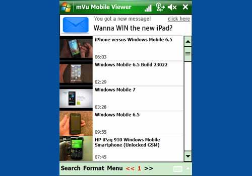 mVu Mobile Viewer