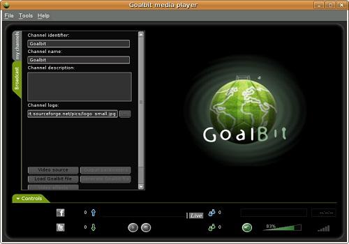Goalbit media player