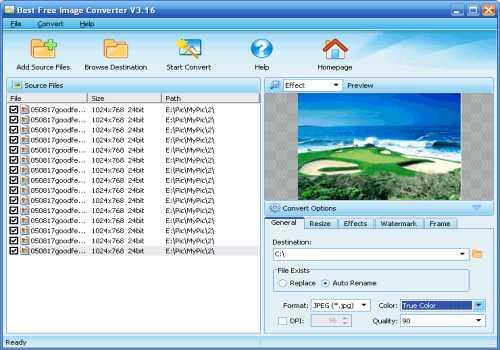 Best Free Image Converter