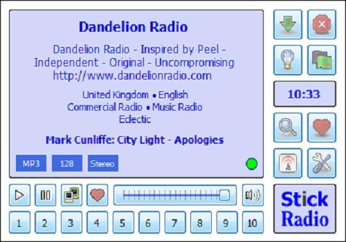 StickRadio