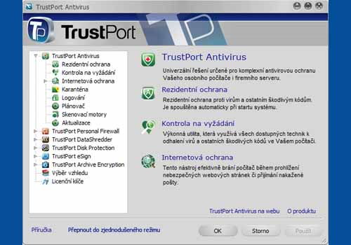 TrustPort Total Protection 2011