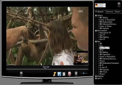 SteelSoft TV