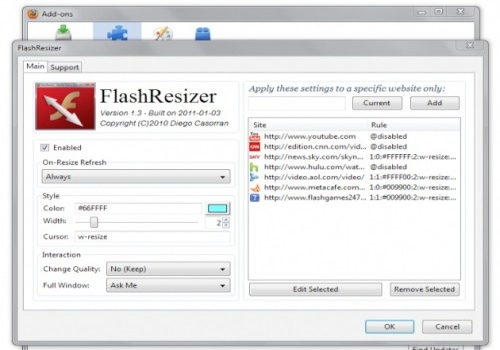 FlashResizer