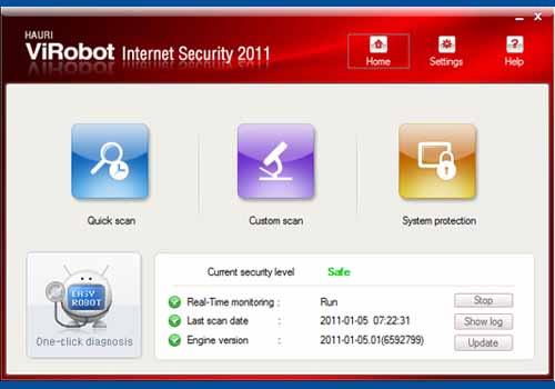 ViRobot Internet Security