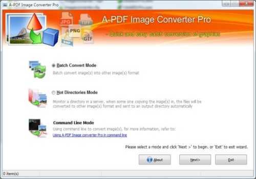 A-PDF Image Converter Pro