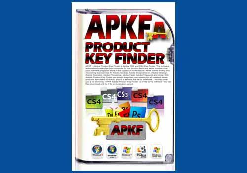 APKF Product Key Finder