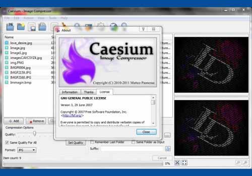Caesium