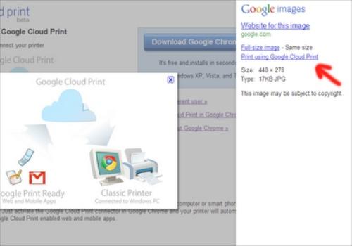 Print Using Google Cloud Print™