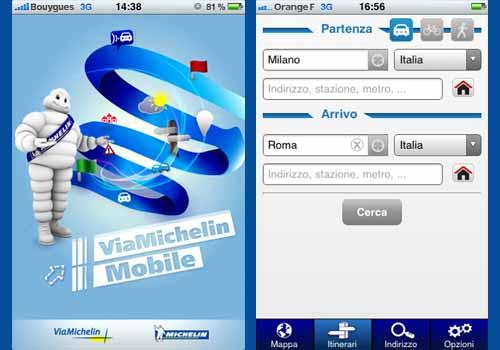 ViaMichelin Mobile