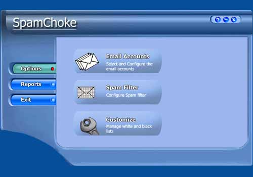 SpamChoke Antispam Software