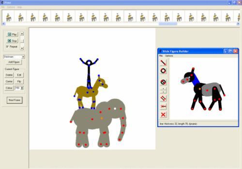 Pivot Stickfigure Animator