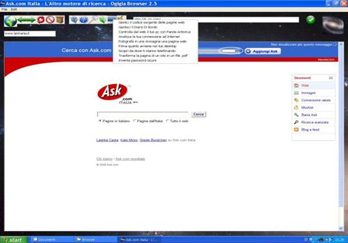 Ogigia Browser